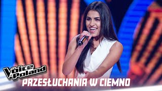 """Daria Reczek - """"A Thousand Years"""" - Przesłuchania w ciemno - The Voice of Poland 10"""
