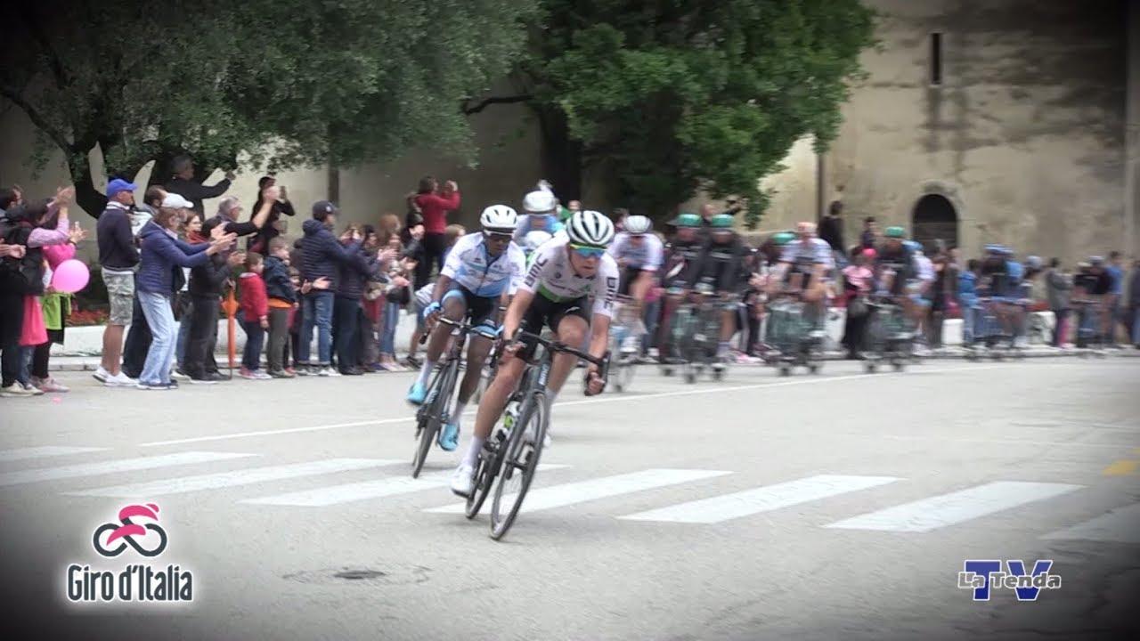 Giro d'Italia 2019 - Passaggio a Vittorio Veneto