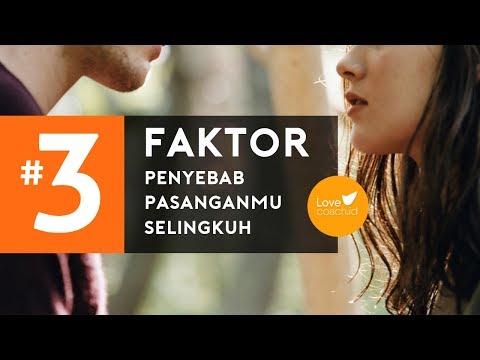 3 Faktor Penyebab Pasanganmu Selingkuh!