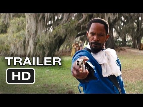 Django Unchained Official Trailer #1 (2012) Quentin Tarantino Movie HD