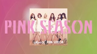 Gambar cover Apink - JAPAN 1st Album 『PINK SEASON』トレーラー
