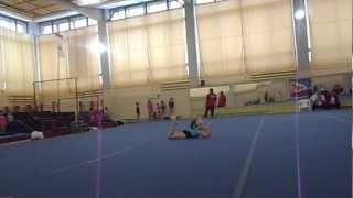 Спортивная гимнастика Козлова Ангелина