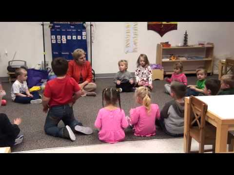 Preschool Music Lesson Denise Gagne