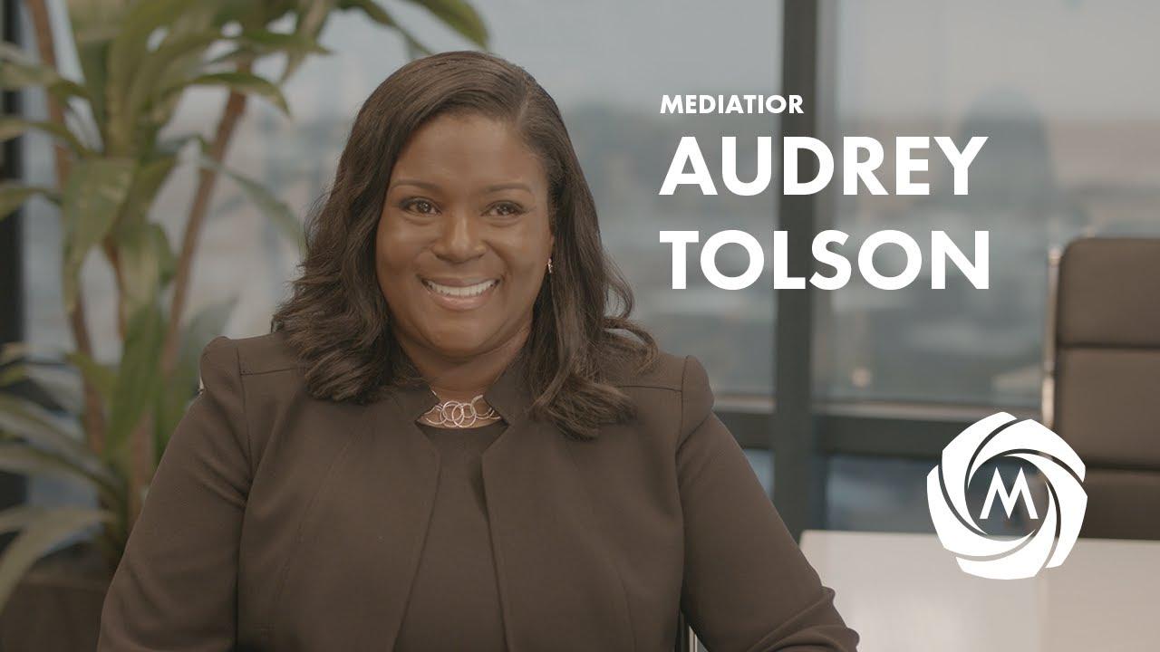 Audrey M. Tolson, Esq. video