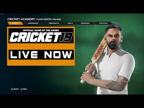 cricket-19-live-gameplay-||-episode-2---rohit-and-dk-50s