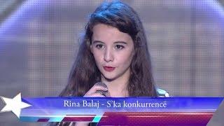 Rina Balaj shokon jurine-Talent ShowTV LLAPI