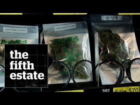 Marijuana Vending Machine : A First In Canada - The Fifth Estate