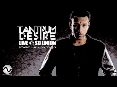 Tantrum Desire Live @ SD Union