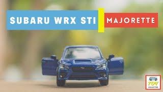 Subaru WRX STI Majorette