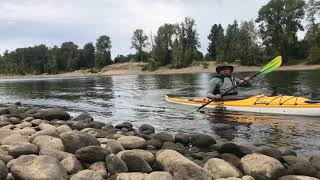 Eddyline Sitka LT Kayak Review - First Thoughts