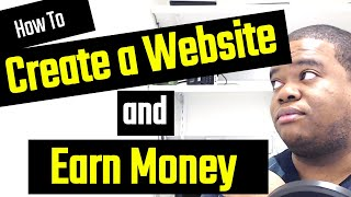 Create a website and earn money one thing that everyone must have in order to make online is website. 100 percent necessary. since th...