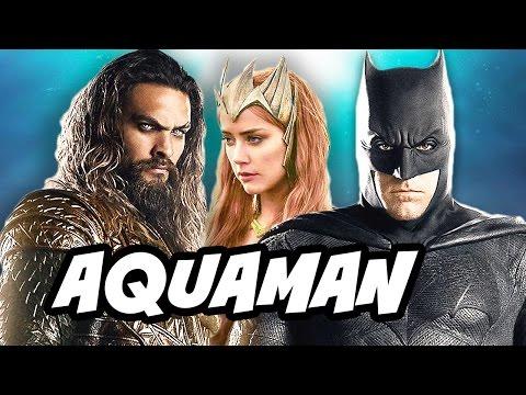 Justice League Aquaman and Arrow 5x21 Promo Breakdown