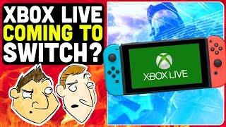 Xbox Live on Nintendo Switch? - Hot Take