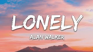 Alan Walker & Steve Aoki - Are You Lonely (Lyrics) feat. ISAK & Omar Noir