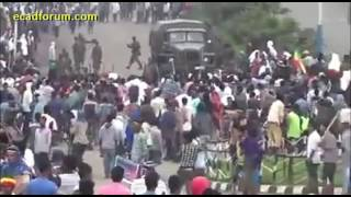 Ethiopia: Debire Tabore Protesters Clash with Soldiers