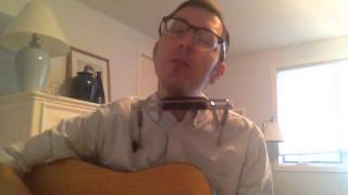 (736) Zachary Scot Johnson Girl From The North Country Bob Dylan Cover Thesongadayproject Zackary
