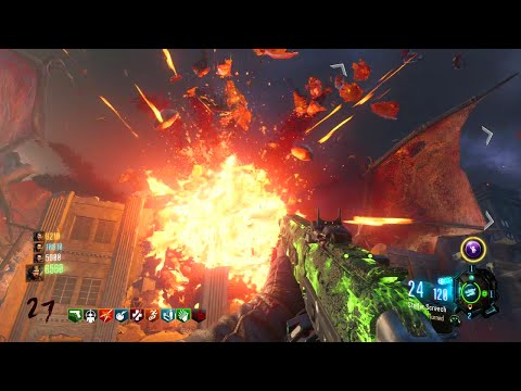 "BLACK OPS 3 ZOMBIES ""GOROD KROVI"" MAIN EASTER EGG ENDING GAMEPLAY ATTEMPT! (BO3 Zombies)"