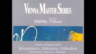 Bach - Inventions, BWV 772-786