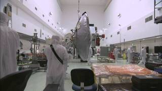 Juno Launch Vehicle and Spacecraft Readied for Launch