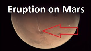 Mars Eruption Confirmed - Mainstream Science Remains Silent - Cosmic Rays Increase Solar System Wide