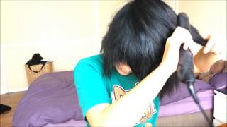 ♥ Messy Emo/Scene Hairstyle For Short Hair ♥