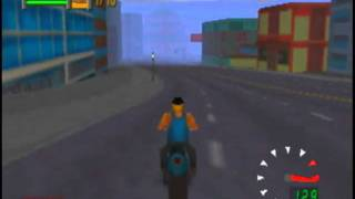 Road Rash 64 - N64 Gameplay