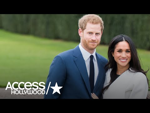 Prince Harry Has Reportedly Quit Smoking For Fiancée Meghan Markle | Access Hollywood