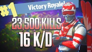 Best Console Fortnite Player (PS4 Pro) Fortnite Livestream