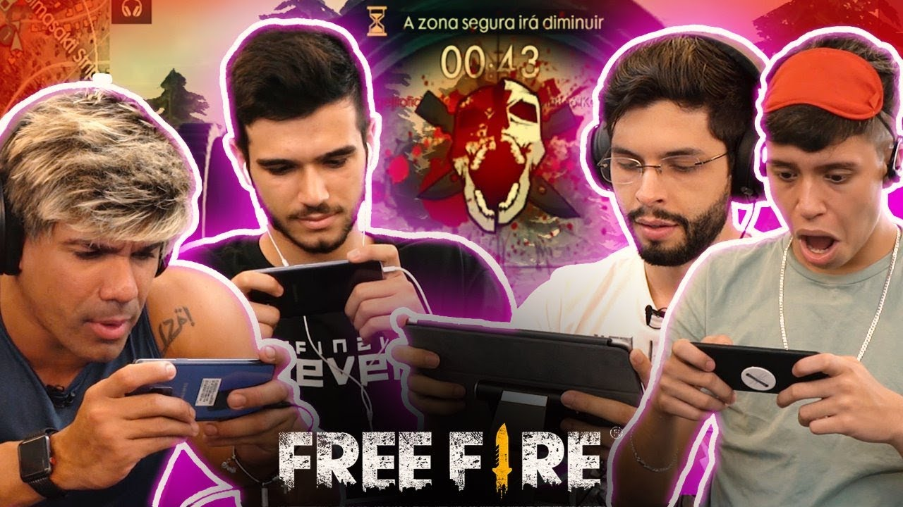 SQUAD FREE FIRE - ft. GELLI CLASH