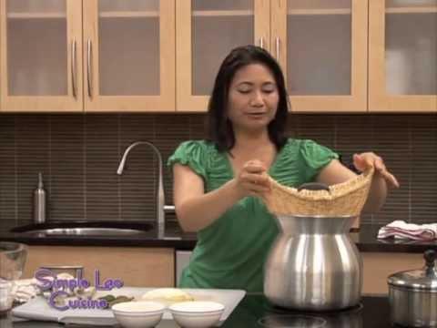 Penn Hongthong: Simple Lao Cuisine, Show31 Part 1