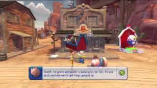 Toy Story 3 (Xbox 360) Part 2: Woody