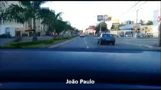 Chasing Nissan GT-R in Goiânia, GO - Brazil