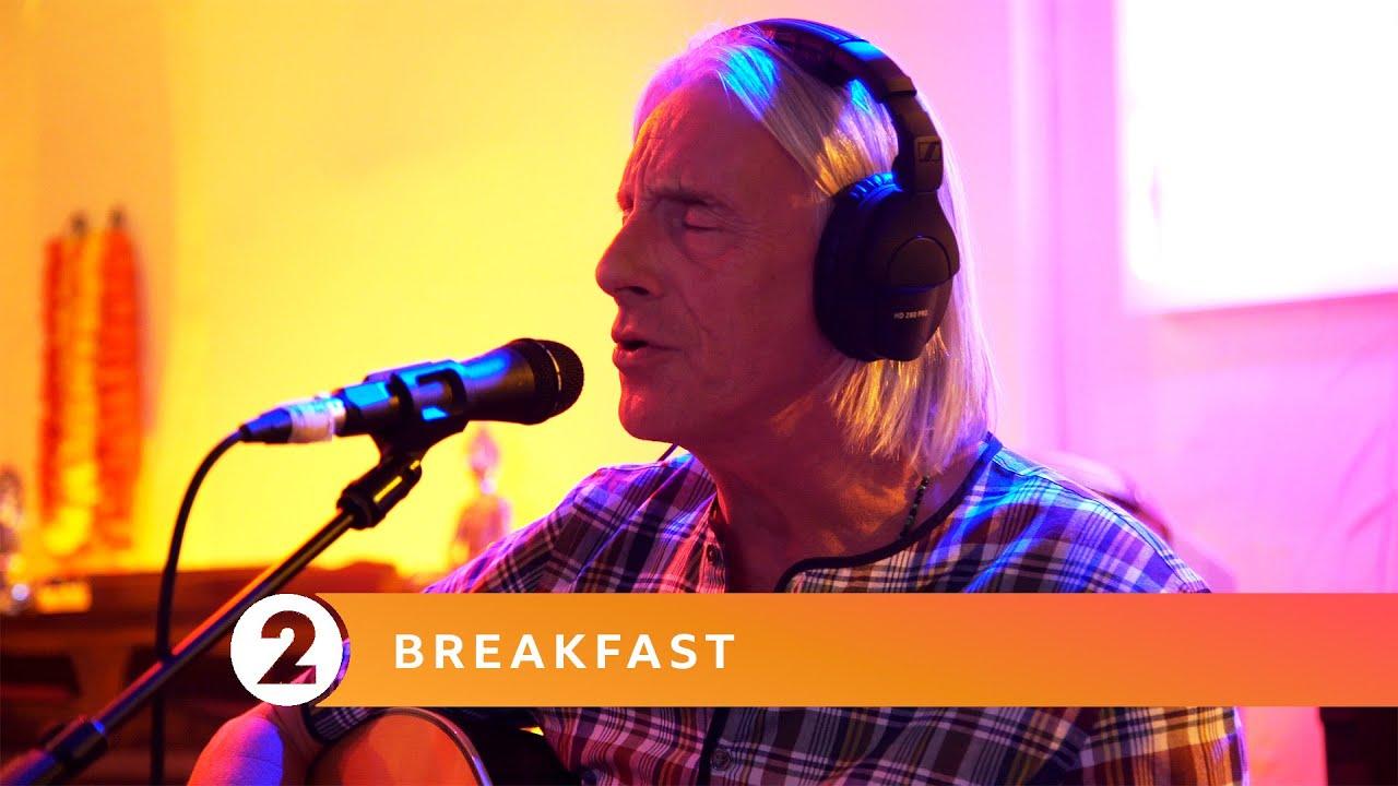 Paul Weller - Village - Radio 2 Breakfast