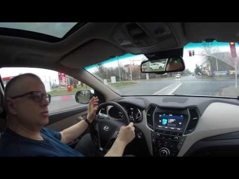 Hyundai Santa Fe Grand Santa Fe TEST PL Pertyn gldzi