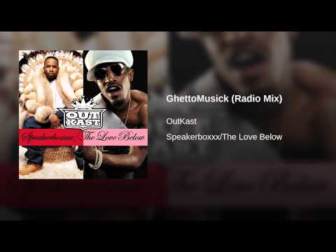 GhettoMusick (Radio Mix)