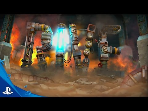 RIVE - Release Trailer | PS4