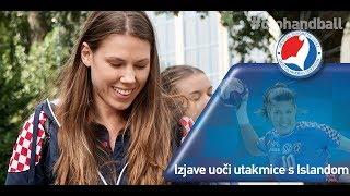 Kvalifikacije za EURO 2020: izjave uoči utakmice s Islandom