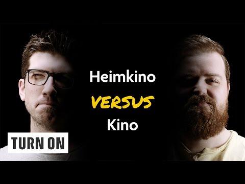 Die Qual der Wahl // Heimkino vs Kino - TURN ON Talk