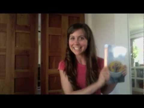 Superfood Cuisine Book Trailer