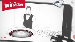 Live Roulette auf win2day – Tutorial