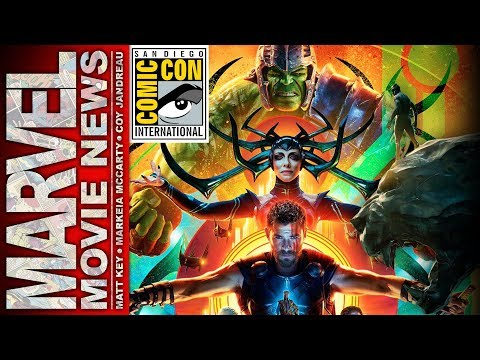 San Diego Comic Con 2017 Wrap-Up & More | Marvel Movie News