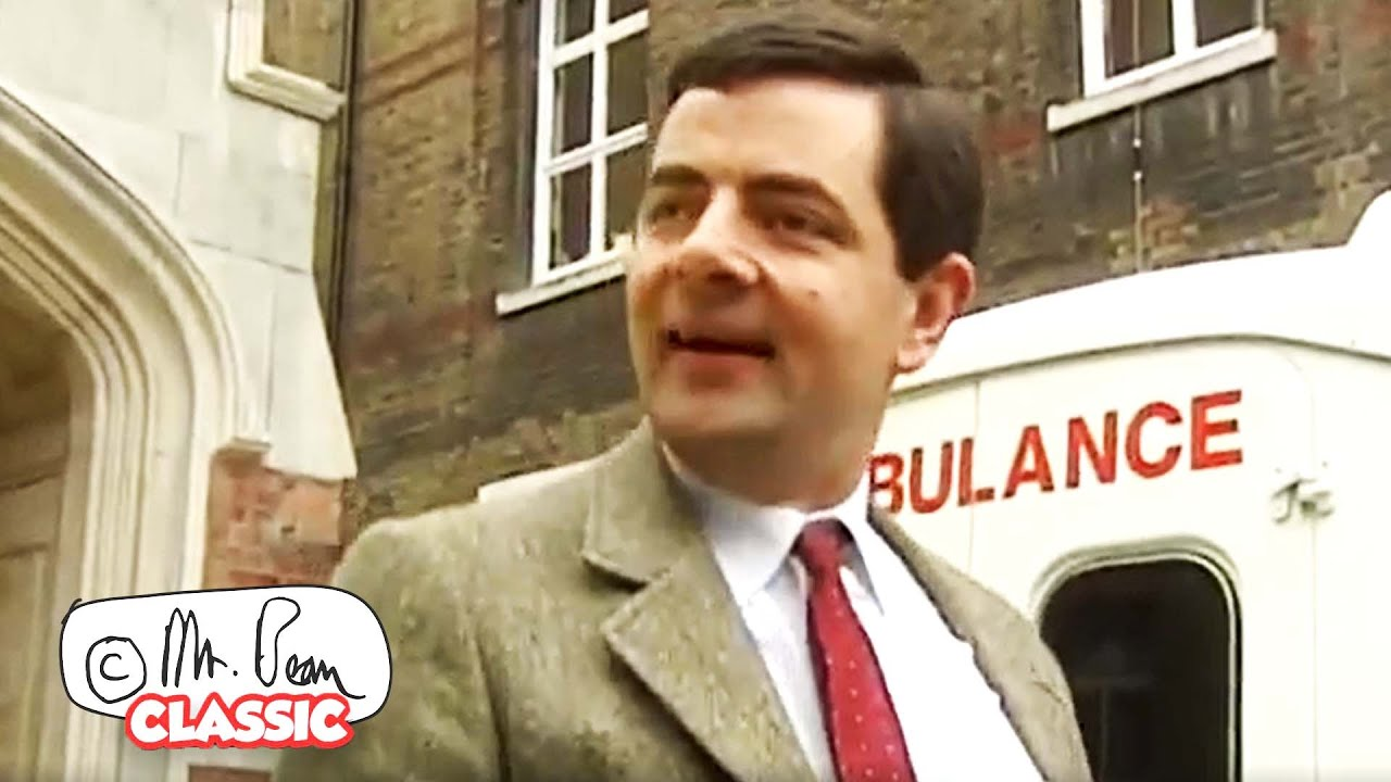 HOSPITAL Bean | Mr Bean Full Episodes | Classic Mr Bean