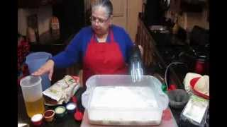 5 Easy Steps TAMALES- EXCELLENT MASA ENGLISH/SPANISH
