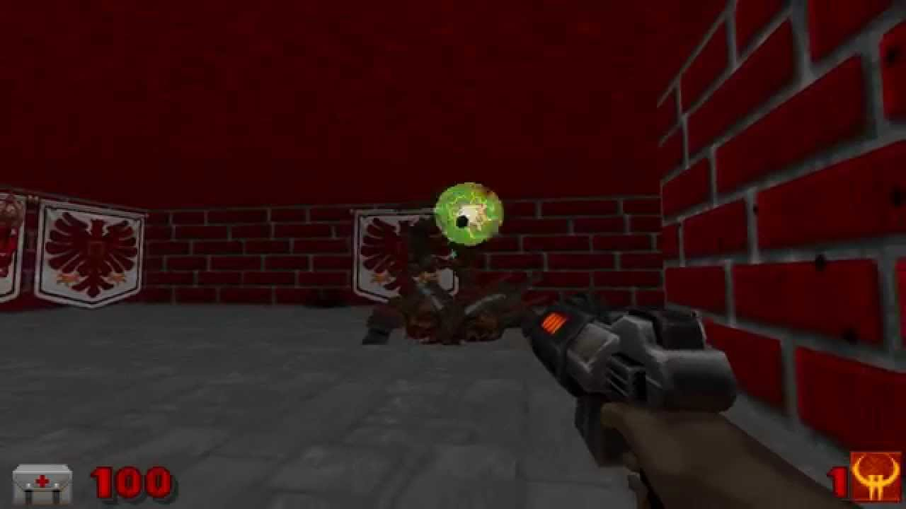 ZDoom • View topic - Another Quake II mod (LITTLE UPDATE 2-12-16)