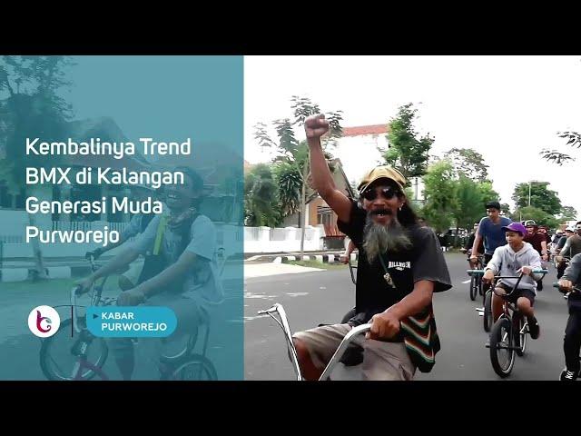 Kembalinya Trend BMX di Kalangan Generasi Muda Purworejo