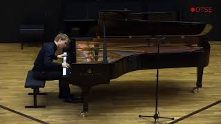 Mussorgsky ''Pictures from Exhibition'', Johan Randvere (piano)