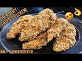 Low Carb Bodybuilding Crispy Fried Chicken | Low Calorie Recipe