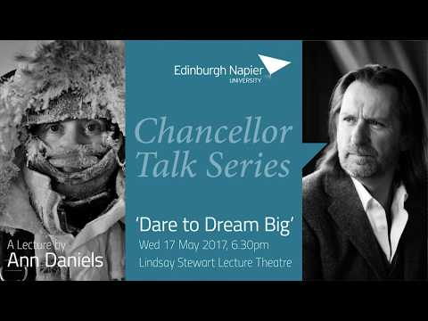Chancellor Talk Series | Ann Daniels | May 2017