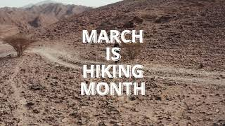 Hiking Month - A Hike to Remember