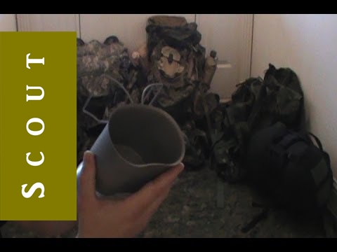 Military Surplus Bug Out or Emergency Gear - Scout Prepper